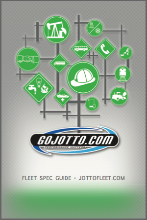 Jotto Desk Fleet Spec Guide